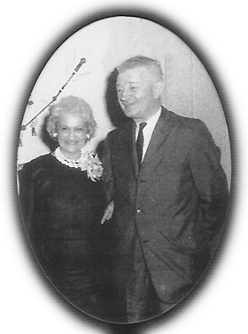 Hattie and David Horn, parents of Marie Horn Atland, previous owners of Horn Farm,  donated the property to York County for preservation.