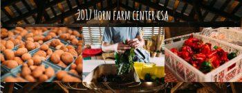 Horn Farm Center CSA