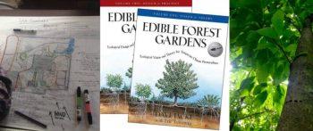 forest garden design intensive banner