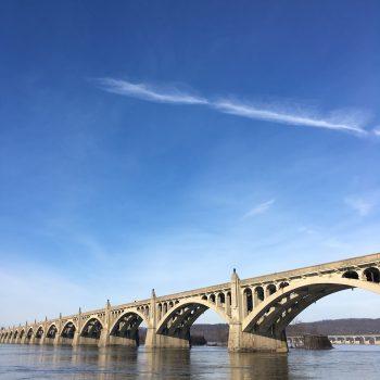 Wrightsville Bridge - Susquehanna River