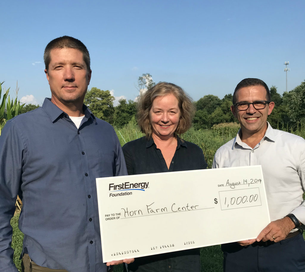 FirstEnergy Check Presentation